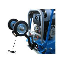 8015 Weber mt CF Attached Wheel Kit