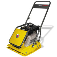 Compaction Equipment | Compactor Plate Equipment Logo