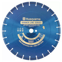 Diamond Blades for Concrete & Masonry Logo