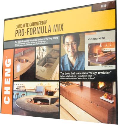 9131 Cheng 1 cu.ft. Pro-Formula Mix Colors