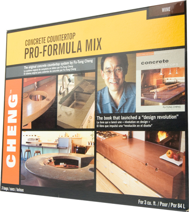 9132 Cheng 3 cu.ft. Pro-Formula Mix Colors