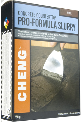 9132 cheng 3 pro formula mix colors by tools store for Cheng concrete colors