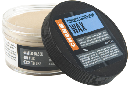 9139 Cheng Concrete Counter-Top 7oz (200g) Wax