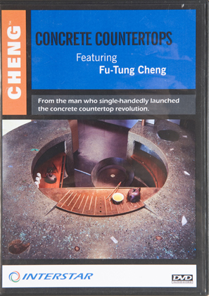 9135 Cheng Concrete Counter-tops Books