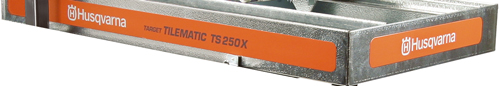 30114 Tilematic Galvanized Tile Saw Water Pan