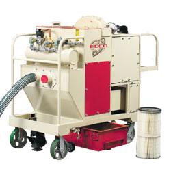 7902 Edco 500 CFM Vacuum