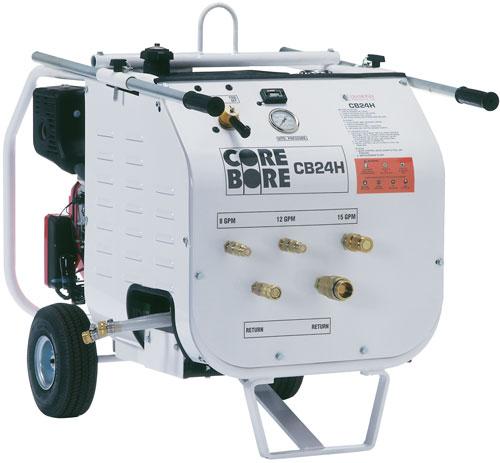 8131 Core Cut CB24XL Gas Hydraulic Power Unit