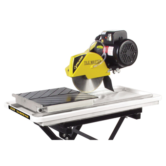9637 Felker Tile Master X3 Plus Wet Tile Saw Kit
