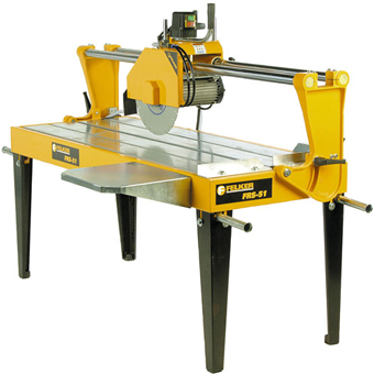 3023 Felker FRS-51 Rail Saw