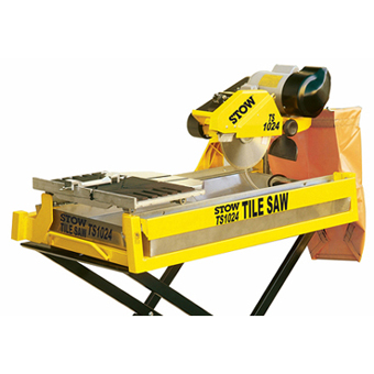 6402 Stow TP1024 24in Wet Tile Saw