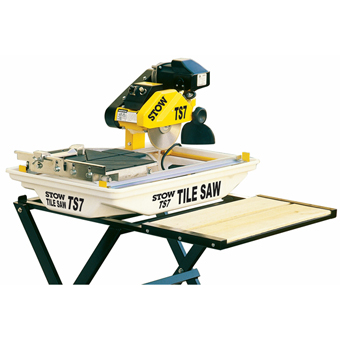 6400 STOW TS-7 Portable Wet Tile Saw
