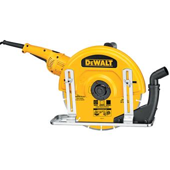 7391 DeWalt D28755 Electric 14in Cut-Off Saw