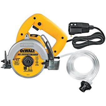 6097 Dewalt DW861W 4-1/2in Tile Cutter
