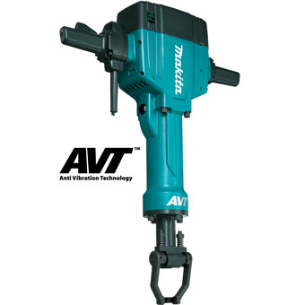 HM1810 Makita 70 lbs Demolition Hammer