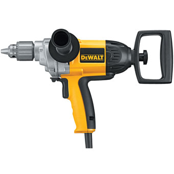 6161 DeWALT DW130V 1/2in Variable Speed Mixing Drill