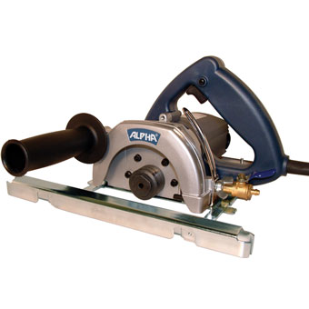 6020 Alpha AWS-125 5in Wet Stone Cutter