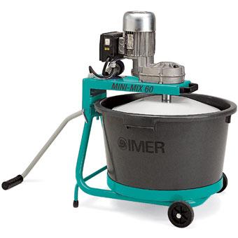 5832 IMER Mini-Mix 60 Mixer
