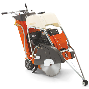 9142 Target by Husqvarna FS 413 Push Concrete Saw