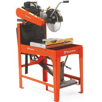 6715 Husqvarna TS510 Guardmatic Electric Block Saw