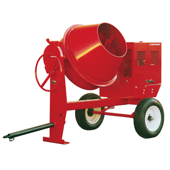 9193 Whiteman Concrete Steel Drum Mixers