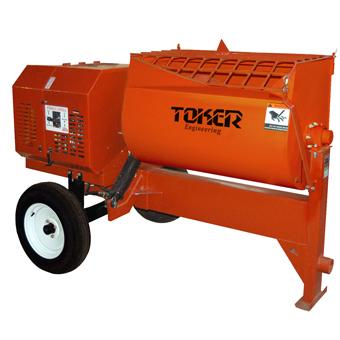 7859 Toker HM12 Hydraulic Mortar Mixer