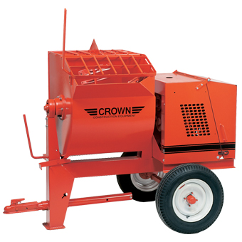 1094 Crown 8S Towable Mortar Mixer