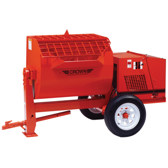 1099 Crown 16SH Hydraulic Mortar Mixers