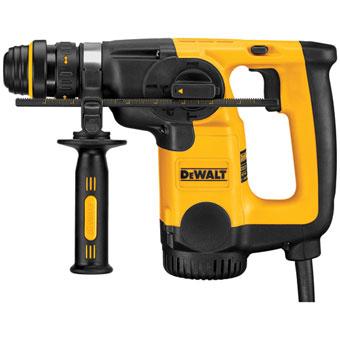 7830 DeWalt D25313K & D25314K  L-Shape SDS Plus Rotary Hammer