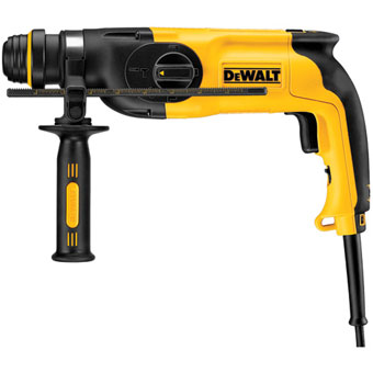 7828 DeWalt D25111K & D25113K Pistol Grip SDS Plus Hammer