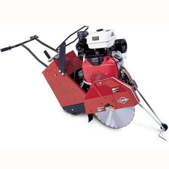 6945 MK-20 Series Self-Propelled Concrete Saw