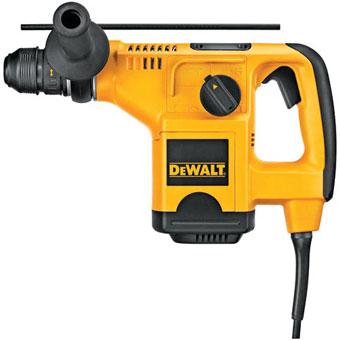 7812 DeWalt D25404K 1-1/8in SDS Plus Hammer Kit