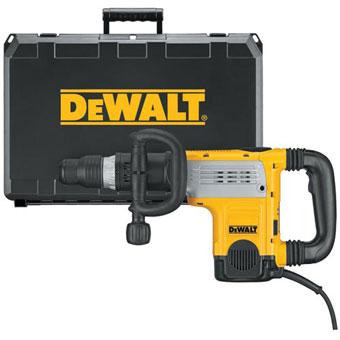7816 Dewalt D25830K, D25850K, D25890K Chipping Hammers