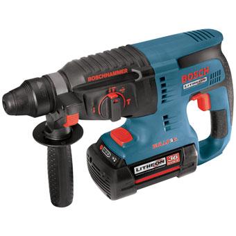 9185 Bosch 11536VSR 36V 1in SDS-Plus Rotary Hammer