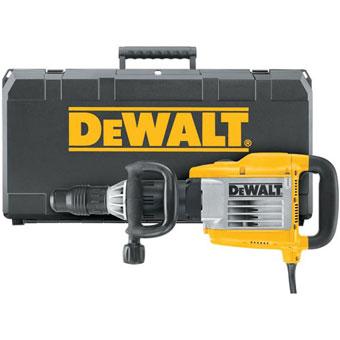 7817 DeWalt D25900K & D25940K Heavy-Duty Demolition Hammers
