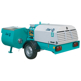 9190 Imer Silent 300 Grout Pump