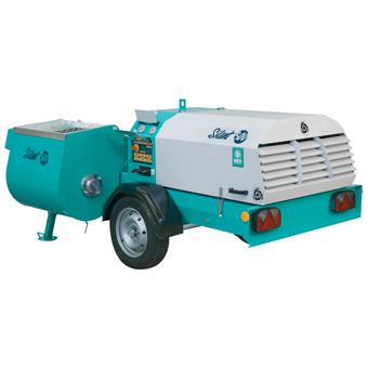 9190 Imer Silent 300 Grout Pump