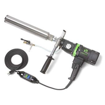 158368 MK-130/3 3-Speed Hand Held Wet Core Drill