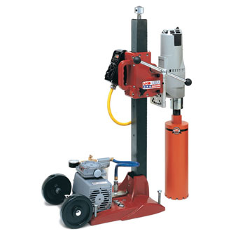 6800 MK Manta III Tilt Base Core Drill Rig