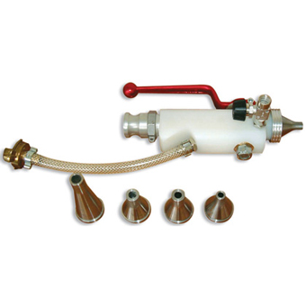 7698 Imer Light Materials Spray Gun Kit