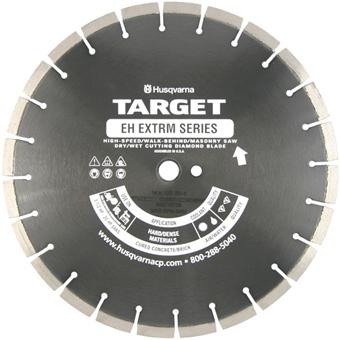 7200 Target by Husqvarna EH5 Extreme Diamond Blade