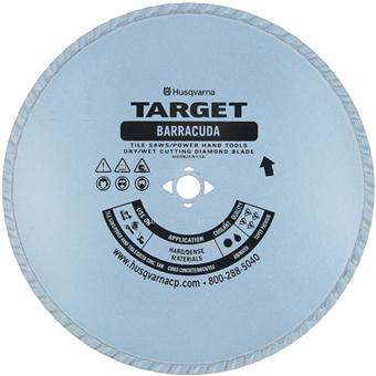 7235 Target by Husqvarna Barracuda Multi-Application Dry Blade