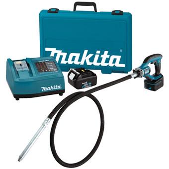 7912 Makita 18V LXT Lithium-Ion Concrete Vibrator