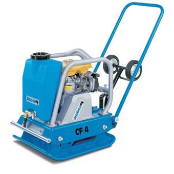 8013 Weber mt CF4 Vibratory Plate Compactor