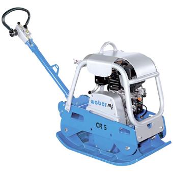 8002 Weber mt CR5 Reversible Soil Compactors