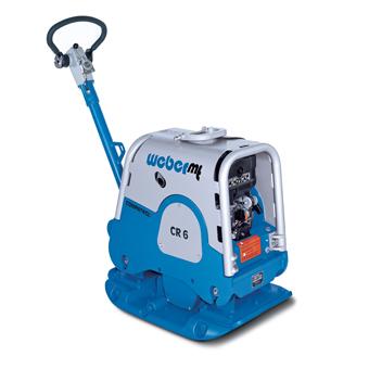 8003 Weber mt CR6 Reversible Soil Compactors
