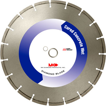7141 MK-505 Wet Concrete Diamond Blade