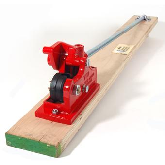 7835 Tolman Open Style Manual Rebar Cutter/Bender
