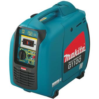 G1100 Makita Generator - 1,100W