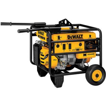 8065 DeWalt DG4400B Portable Generator