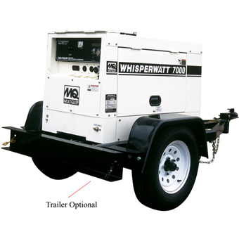 8053 Multiquip DA7000SSW Generator Options
